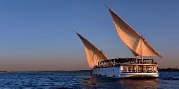 De Louxor � Assouan - Croisi�re � bord de la Fl�neuse du Nil