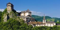 Forteresses perch�es & montagnes escarp�es - Voyage en Slovaquie