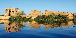 R�verie sur le Nil - visites en option