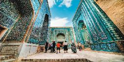 L'Asie centrale en train