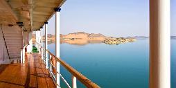 Rêverie sur le Nil 5* sans visites
