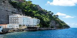 Hotel Admiral, Sorrento: 7 nights half board