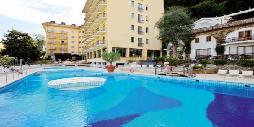 Hotel Conca Park, Sorrento: 7 nights half board