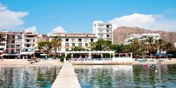 Hotel Miramar and Maricel Apartments, Puerto Pollensa: 7 nights bed and breakfast