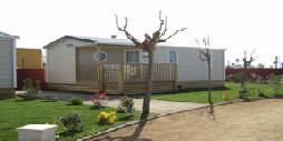 Camping Resort Els Pins - Mobil-Home 4/6 pers.