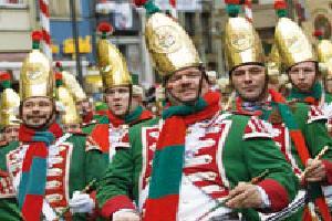 Le Carnaval de Cologne et de Binche