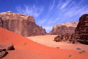 Jordania de Norte a Sur