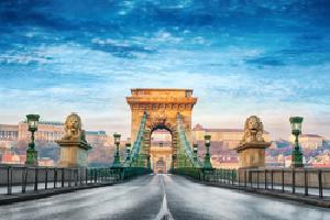Budapest desde Madrid - Puente del Pilar