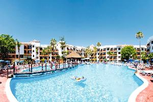 Globales Tamaimo Tropical Hotel, Puerto De Santiago: 3 nights self catering