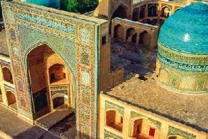 Le Grand tour d'Asie centrale