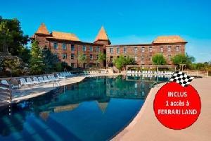 Hôtel Gold River 4* avec accès illimité à PortAventura Park et une entrée à Ferrari Land