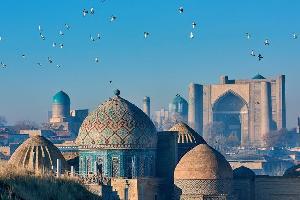 Ouzbékistan en liberté