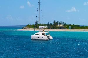 Croisière Turquoise - Saint Barth en catamaran Premium Catlante 600