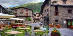 España, Andorra y Francia