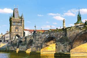 Prague, Bratislava, Budapest, Vienne (Au départ de l'Est de la France)