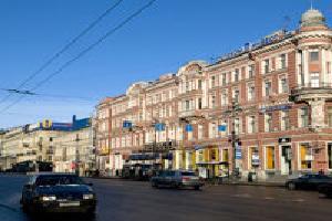 Crowne Plaza Ligovsky