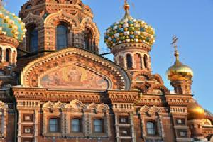 Mythique Moscou / Saint Petersbourg 5* Luxe