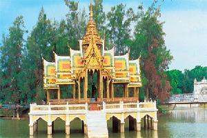 Les Lotus de Thaîlande en mini groupe de 10 personnes