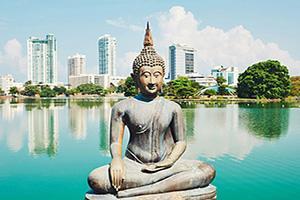 Sri Lanka, pays de l'Or Vert