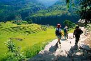 De Pokhara aux balcons des Annapurnas