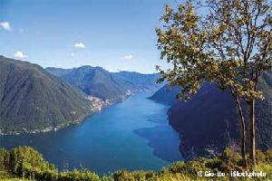 Les lacs romantiques d'Italie