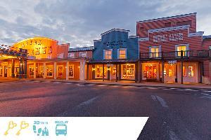Disney's Hôtel Cheyenne : Jusqu'à -35% sur votre séjour + Séjour OFFERT pour les -12 ans*!