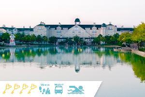 Disney's Newport Bay Club : Jusqu'à -35% sur votre séjour + Séjour OFFERT pour les -12 ans*!