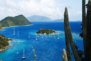 Croisière Iles Vierges Tortola en catamaran Premium Catlante 600