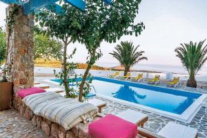 Club Héliades Zorbas 3 * - arrivée Santorin - Offre 1er enfant gratuit en juillet