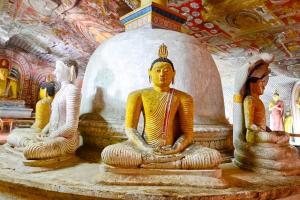 Splendeurs du Sri Lanka 10J/7N - 2018