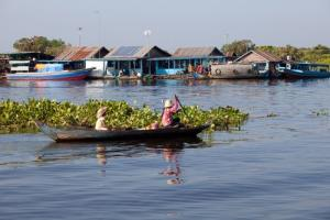 Splendeurs du Cambodge extension Sihanoukville 3* 12J/09N - 2018