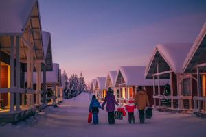 Les chalets du Village du Père Noël 4 jours / 3 nuits