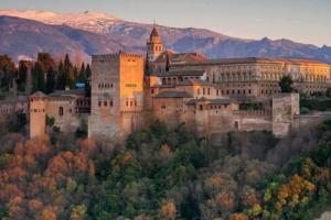 Circuit De la Castille à l'Andalousie