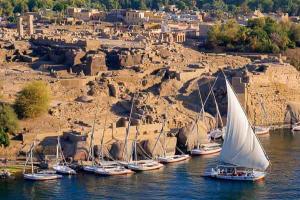 Rêverie sur le Nil et Serenity Makadi