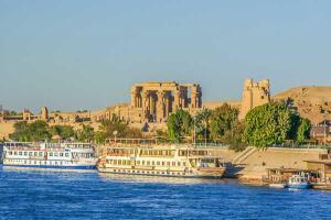 Rêverie sur le Nil et Continental Resort 5*