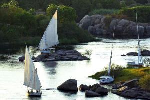 Rêverie sur le Nil et Hilton Resort