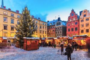 City-break à Stockholm