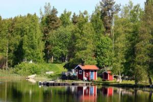 Histoires d'eau en Suède