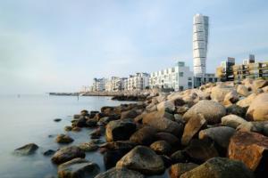 Copenhague et la côte suédoise