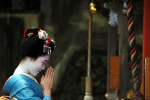 Kyoto, mémoire des geishas