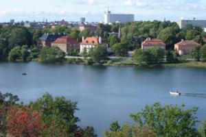 Stockholm en roues libres !