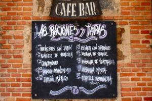Pause-tapas à Séville