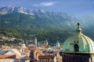 Cartes postales de Bavière et Tyrol