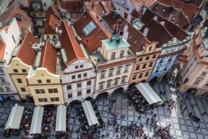 Coulisses d'Europe centrale
