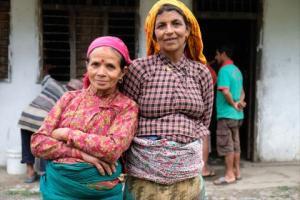 À la rencontre du Népal