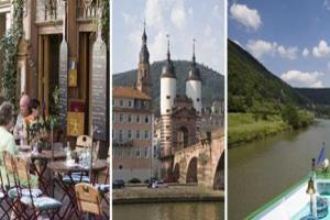 Europe du Nord : La vallée du Rhin romantique et le rocher de la Lorelei