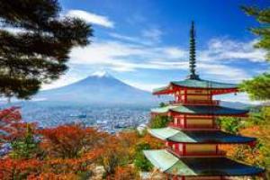 Japón con 5 Visitas - Semana Santa