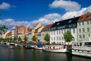 La famille globe-trotter au Danemark