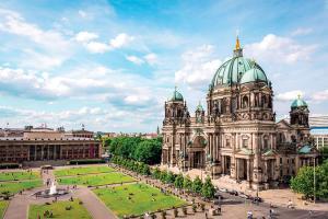 Berlin et les charmes de la Baltique