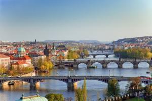 Circuit Prague, Bohème du Sud et Vienne